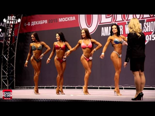Олимпия в Москве. Вне сцены. Power PRO show 2015
