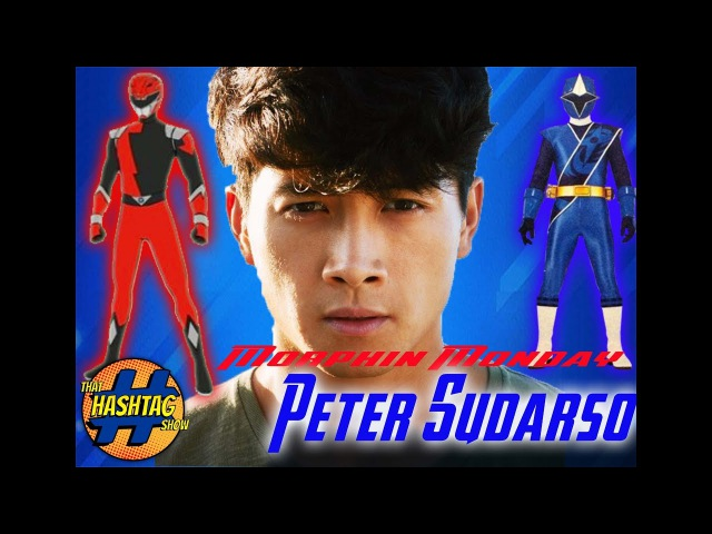 POWER RANGERS Ninja Steel Hyperforce's Peter Sudarso Takes The Ranger Challenge.