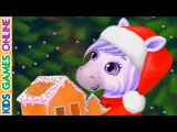 Pony Sisters Christmas - Secret Santa Gifts Christmas Games Pony Care Kids Games Online