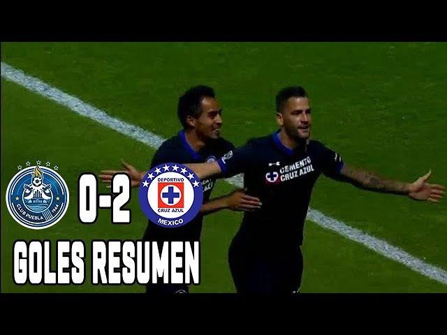 Mexico- Puebla vs Cruz Azul Copa MX Clausura 2018