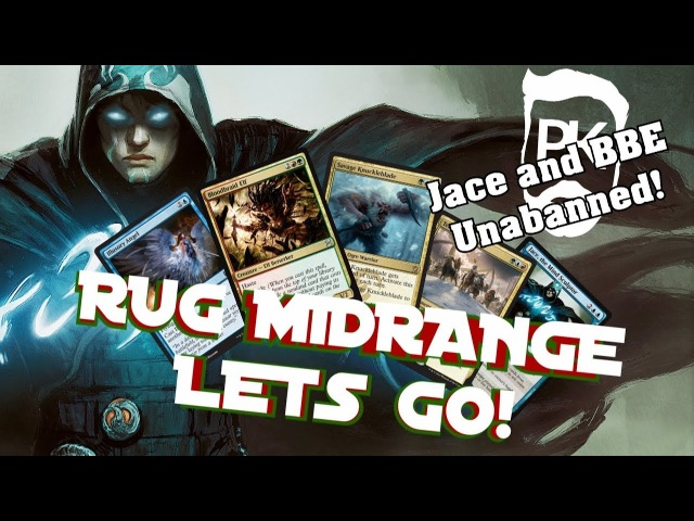 JACE IS BACK - Blood Braid Elf RUG Midrange - Unbanned - Modern MTG Gameplay