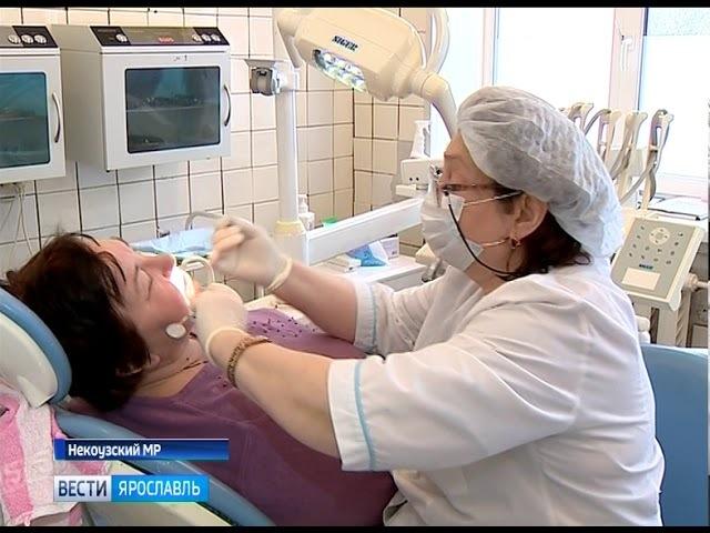 В посёлке Борок Некоузского района начала работу амбулатория
