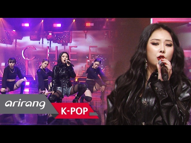 [Perf] CHEETAH – I'll Be There @ Simply K-Pop Ep.303 160318
