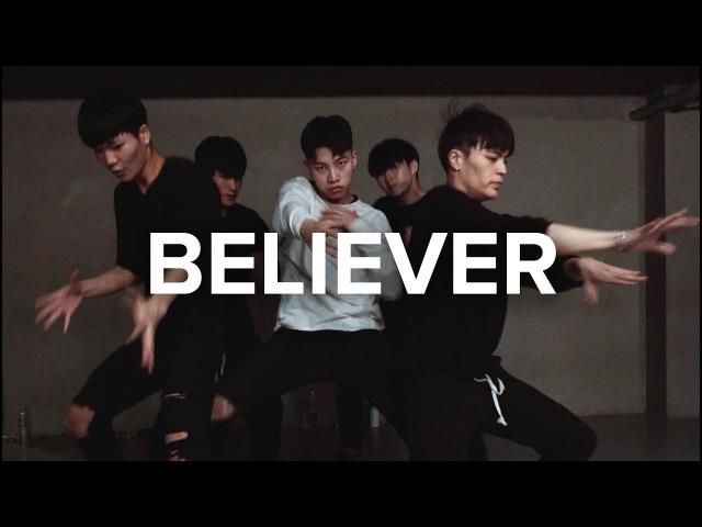 Believer - Imagine Dragons / Jinwoo Yoon Choreography