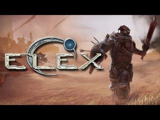 Видеопредставление Изгнанников — ещё одной фракции научно-фэнтезийной ELEX