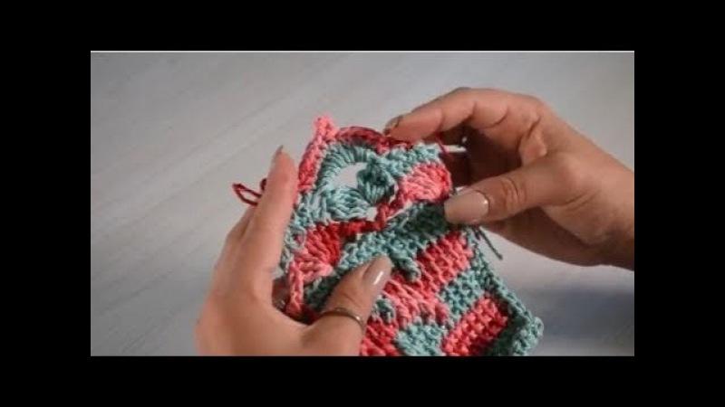 Crochetando com EuroRoma e Sandra Brum - Jogo Americano Tunisiano | Parte 2
