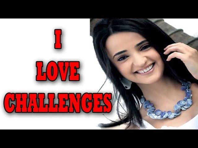 Sanaya Irani - I want to play a mentally challenged girl! | MUST WATCH