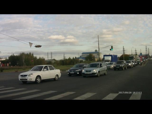 ДТП авто подстава в Нижнем Новгороде