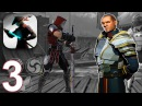 SHADOW FIGHT 3 Gameplay Walkthrough Part 3 - Chapter 1 Sarge Boss Battle iOS Android