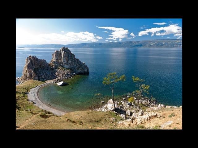 Озеро Байкал видео. Летний релакс.
