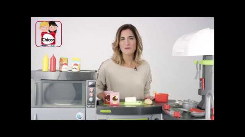 CHICOS | Cocina Pequeño Chef XXXL Smart (unboxing)