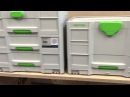 Festool SYS Combi 2 and Sortainer SYS 4 TL-SORT/3