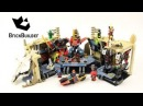 Lego Ninjago 70596 Samurai X Cave Chaos Lego Speed build