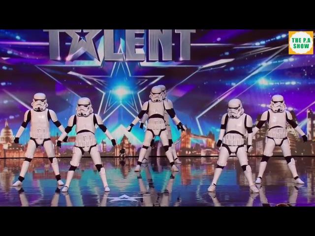 El Pasito Perron en Britain's Got Talent HD
