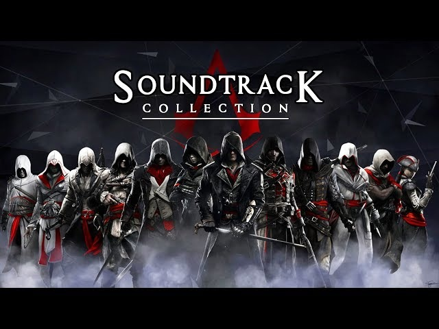 Best Of Assasin's Creed Soundtrack (2017) | Epic Mix OST - Origins Incl. [3-Hours]