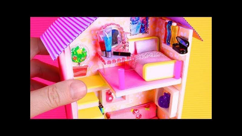 DIY Miniature Dollhouse [Not a kit]