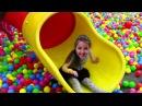 VLOG: Ваня и Маша в Детском Развлекательном Центре SMILE PARK