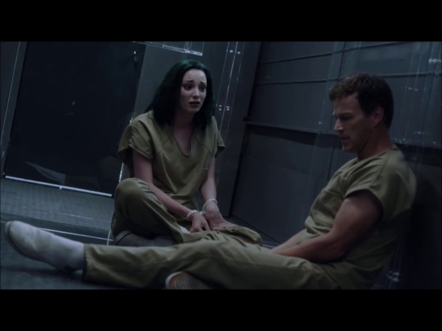 The Gifted 1X04 Polaris Reed Escape