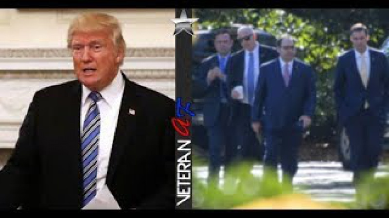 Trump Just Busted 6 REPUBLICAN Traitors At The White House Here's What He Walked In On