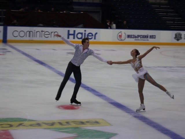 Minsk-Arena Ice Star 2017 Boikova/Kozlovskii FS