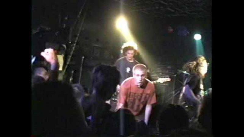 Assuck Live at Huck Finn Nagoya, Japan 5/20/1995 (1/2)