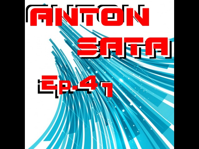 Anton Sata - Line Podcast. Episode 41 [House, Ambient House, Progressive] [09.12.2017]