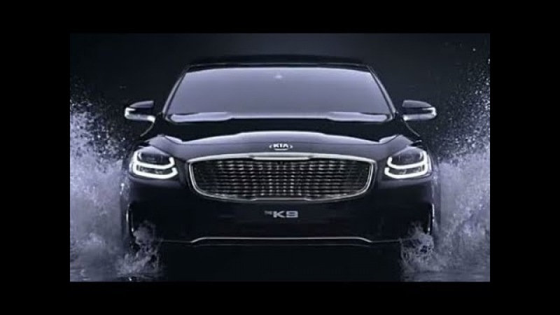 2019 Kia K900 (K9) First Look