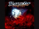 Rhapsody of Fire - From Chaos To Eternity - 10 - Flash Of The Blade Bonus Track Lyrics