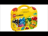 LEGO Classic 10713 Creative Suitcase - 2018