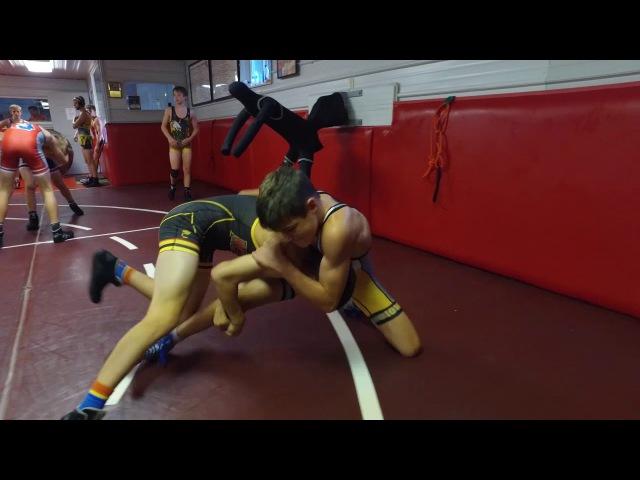 Man of Steel Wrestling Camp 7th -12th Grade