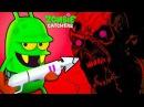 Zombie Catchers 7 поймал ЗОМБИ БОССа Игровой мультик про зомби апокалипсис Охотники на ...