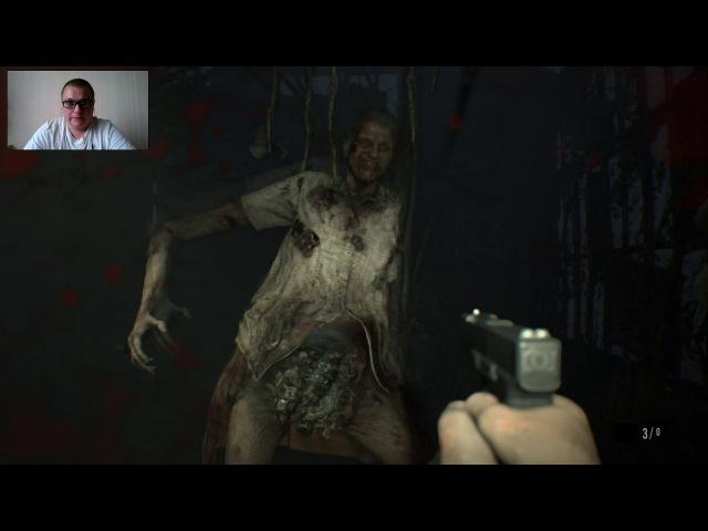 Resident Evil 7 Biohazard | МАМКА С ДЛИННЫМИ РУКАМИ | СТРАННЫЕ ИНГРЕДИЕНТЫ 7