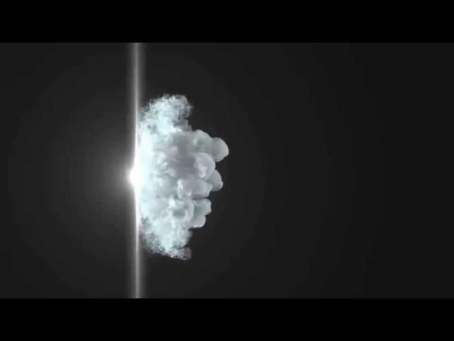 Футаж дыма