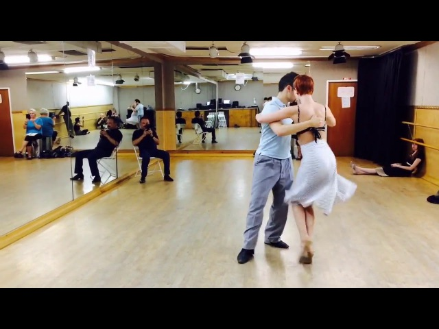 Tango 205 Milonga the box w traspie