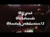 DJ GREK in @restobar_nanebe