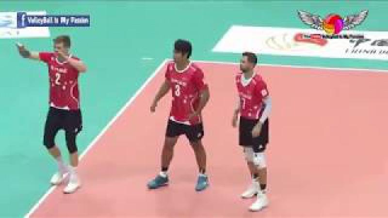 Beijing (北京) vs Sichuan (四川) | 05-11-2017 | Chinese Men's volleyball super league 2017/2018