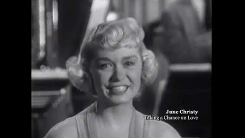 June CHRISTY Taking A Chance On Love