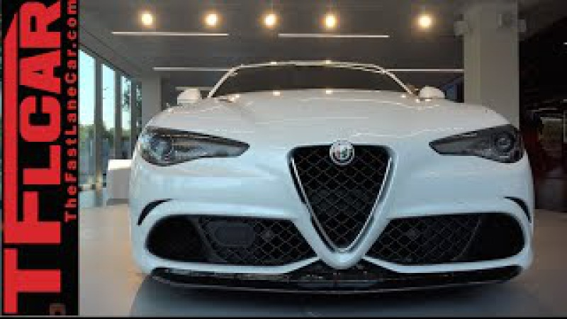 2016 Alfa Romeo Giulia: Important Stuff You Always Wanted to Know
