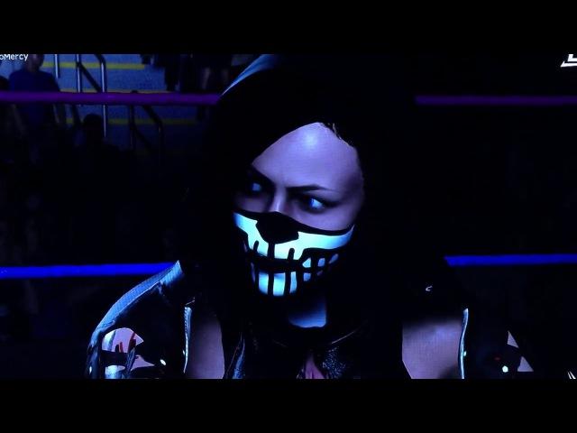 "WWE 2K18: Angelina ""DEMON"" West (PS4)"
