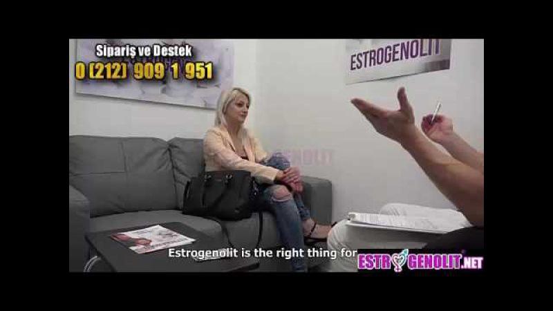 Estrogenolit bayan azdırıcı damla Video