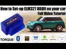 Bluetooth OBD II Super Mini ELM327 - How to Easy Read/Clear Car Fault Codes With Torque App