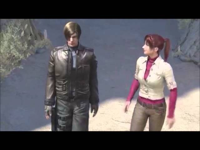 Claire Redfield/Leon S. Kennedy - Restless Heart