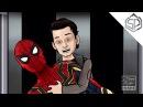 Как должен был закончиться «Человек-паук Возвращение домой»
