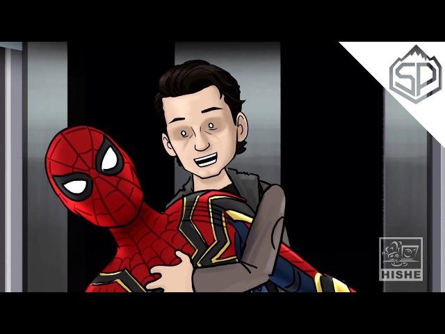 Как должен был закончиться «Человек-паук: Возвращение домой»