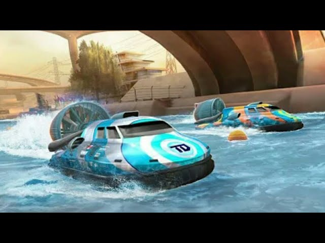 Boat Racing 3D: Jetski Driver Furious Speed - Android HD Gameplay