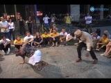 Capoeira Video Mestre Leopoldina e Toni Vargas