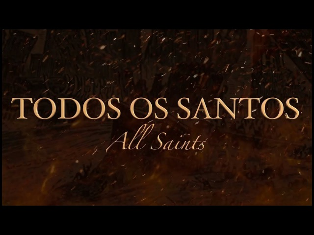 MOONSPELL - Todos Os Santos (Official Lyric Video) | Napalm Records