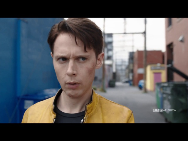 Dirk Gently Recap As Told By Dirk | Season 2 Oct 14 9/8c | BBC America