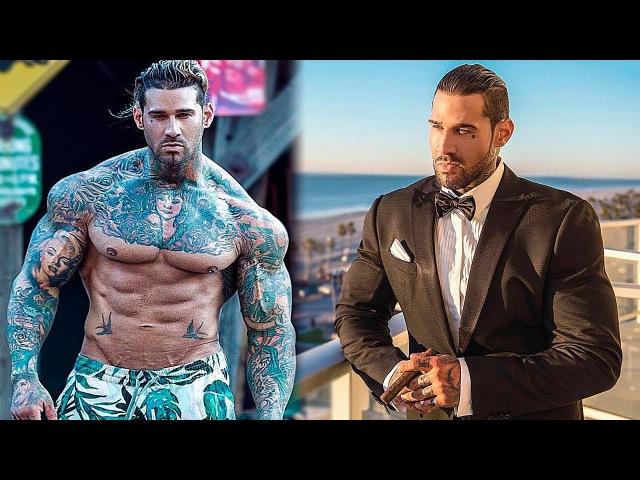 The Richest Personal Trainer? Tattooed Bodybuilder | Motivational Video 2017