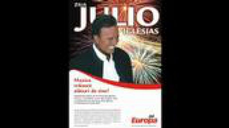 Julio Iglesias Volver